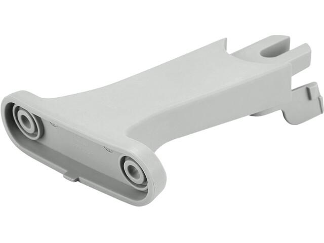 bobike Windscreen Attachment Bar for One, bianco